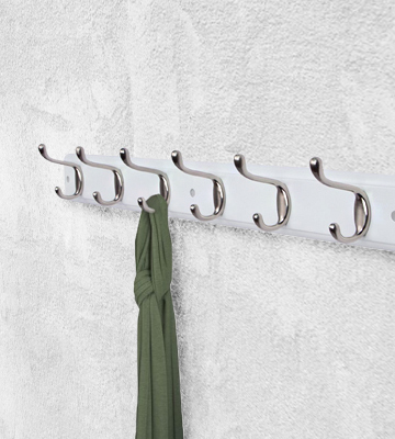 Review of DOKEHOM DKH0116NWM Wooden Wall Mounted Coat Rack