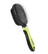 Pecute 2 in 1 Pin Double Sided Pet Grooming Brush