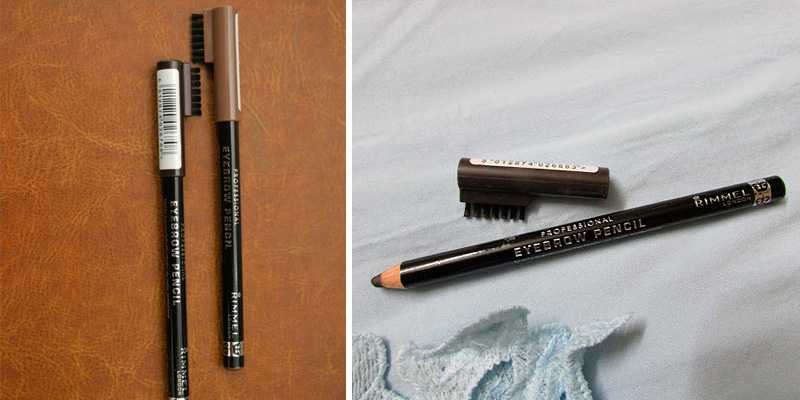 Review of Rimmel Professional Eyebrow Pencil, Defining Non-Sticky Formula