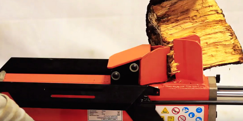 Forest Master FM5 Log Splitter application