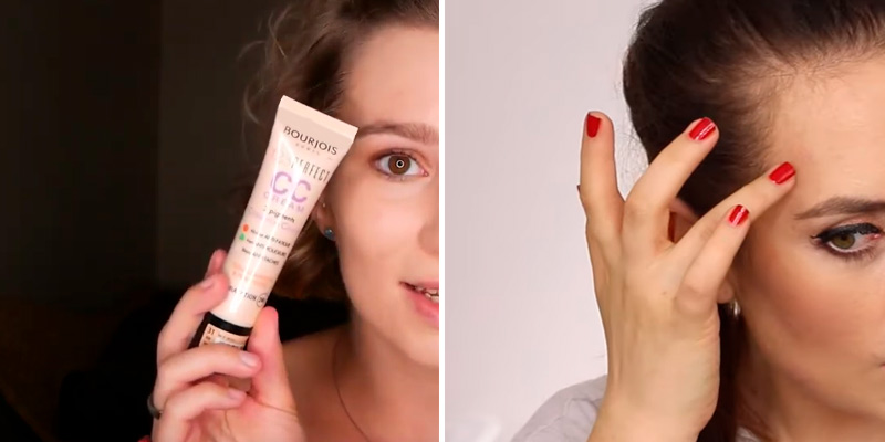 Review of Bourjois 123 Perfect CC Cream Colour Correcting 31 Ivory