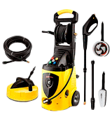Wilks USA RX550i Highest Powered Electric Pressure Washer
