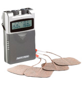 Med-Fit 3 Digital Dual Channel Tens Machine for Pain Relief