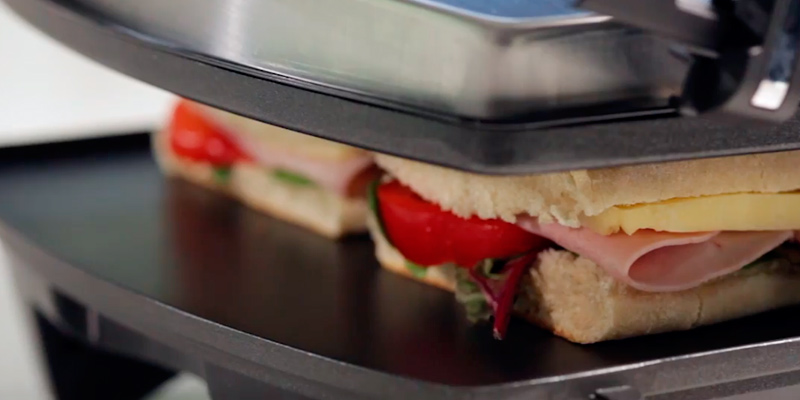 Detailed review of Breville VST025 Sandwich Press