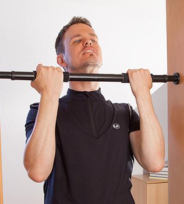 Review of Ultrasport 2 Way Door Pull-up / Chin-up Bar