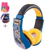 Sakar Batman Headphones for Children