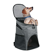 Becko Large & Strengthening Expandable Foldable Pet Carrier