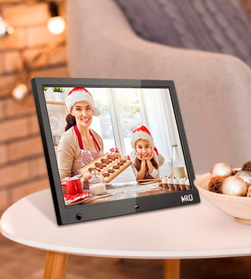 Review of MRQ DF0002 14.1 HD Digital Photo Frame
