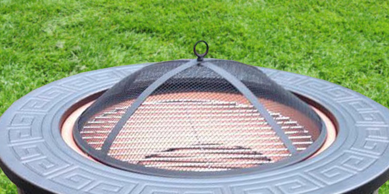 Review of RayGar FP34 3 in 1 Round Fire Pit