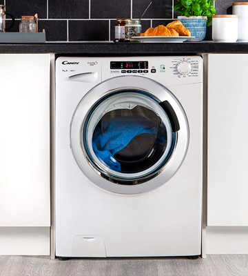 Review of Candy GVS169DC3 A+++ Rated Freestanding Washing Machine