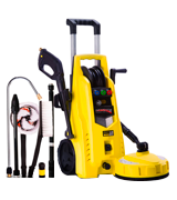 Wilks -USA RX525 High Powered Pressure Washer - 165Bar