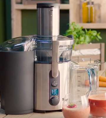 Review of Sage by Heston Blumenthal BJE520UK Centrifugal Juicer