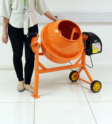 Review of Beauty4Less CMIXER63 63L Portable Electric Cement Mixer