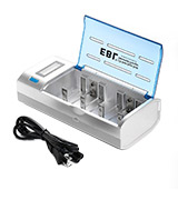EBL Universal Battery Charger for AA AAA C D 9V