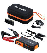 Suaoki G7 Plus Jump Starter with Air Compressor