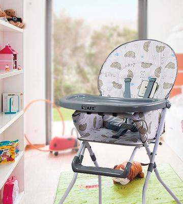 Review of YummyLUV iSafe My Bear Highchair