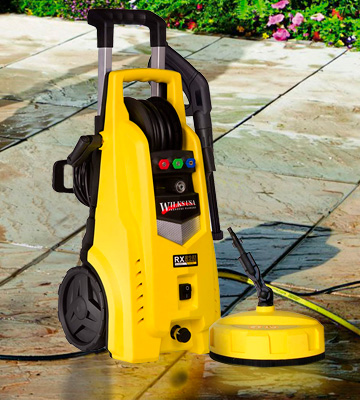 Review of Wilks RX525 Wilks-USA RX525 High Powered Pressure Washer