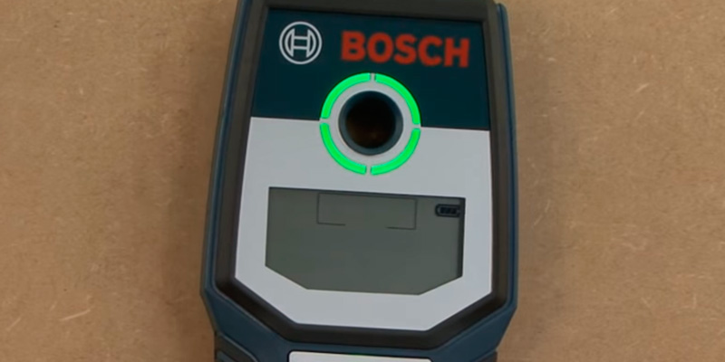 Detailed review of Bosch GMS120 Digital Multi-Scanner