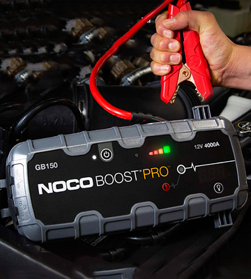 Review of NOCO Genius Boost Pro GB150 Car Battery Jump Starter