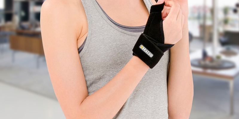 Review of Bracoo Dynamic Spring Stabilisers Thumb & Wrist Brace