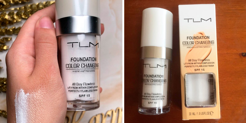 Review of DongEr TLM Base Nude Face Moisturizing Cover