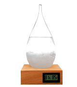 Eno FITSKY Storm Glass Weather Predictor