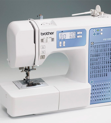 Review of Brother FS100WT Free Motion Embroidery/Sewing