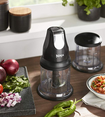 Review of Ninja NJ1002UKBK Chopper Mini Food Processor
