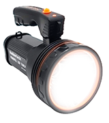 Ambertech Powerful Led Touch Rechargeable 7000 Lumens Super Bright LED Searchlight Spotlight