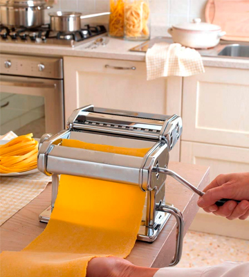 Review of Sailnovo 7 Adjustable Setting Pasta Maker Machine