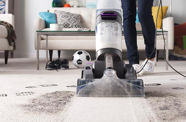 Comparison of Carpet Cleaners for Fast and Effective Dirt and Stains Removal
