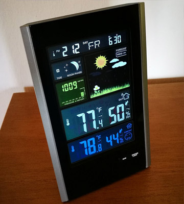 Review of Thinkgizmos TG646 Weather Station