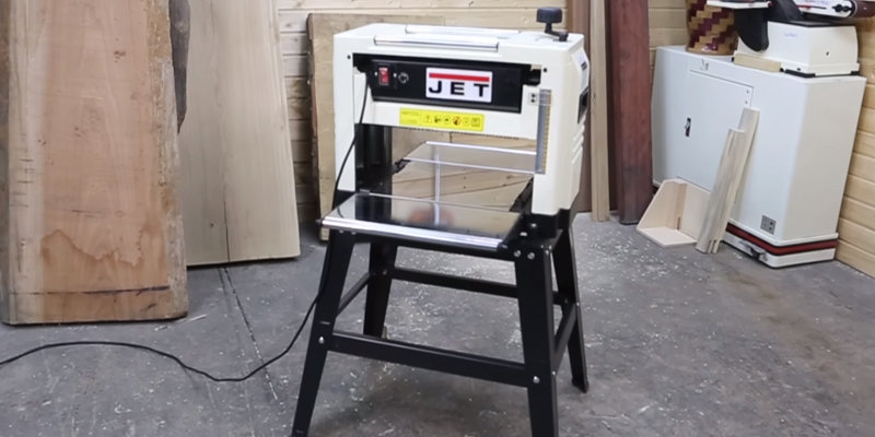 Review of JET JWP-12 Benchtop Thicknesser Planer