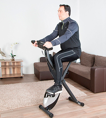 Review of Ultrasport F-Bike Heavy Trainer Exercise Bike