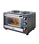 Quest 35370 Benross Convection Rotisserie Oven