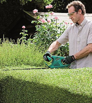 Review of Bosch AHS 45-16 Electric Hedge Cutter