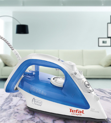 Review of Tefal FV4040 Ultraglide Steam Iron