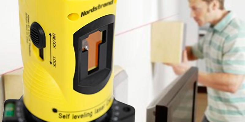 Review of Nordstrand CL01 Self Levelling Cross Line Laser Level