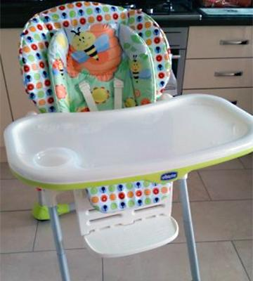 Review of Chicco Polly Highchair