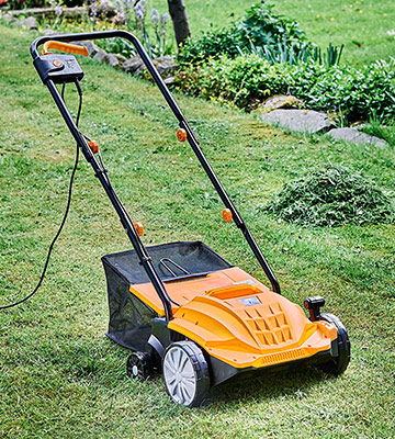 Review of VonHaus 2 in 1 Corded Electric Scarifier / Aerator