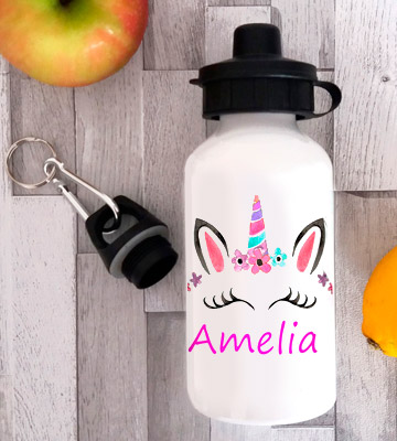 Review of tigerlilyprints Personalised Water Bottle
