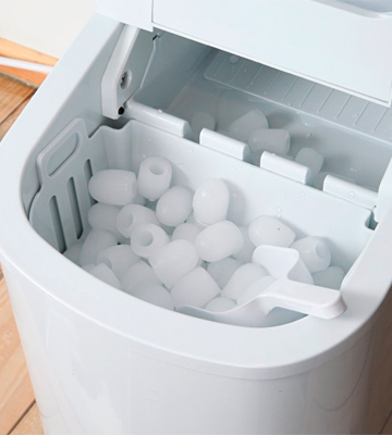 Review of Kenley Electric Ice Cube Maker