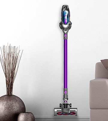 Review of VYTRONIX NIBC22 Cordless Upright Handheld Stick Vacuum Cleaner