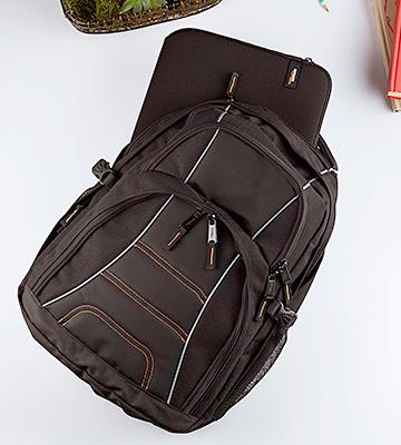 Review of AmazonBasics NC1306167R1 Laptop Backpack