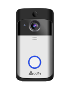 Accfly C093WX Video Doorbell (2-Way Talk, Motion Detection, Night Vision)