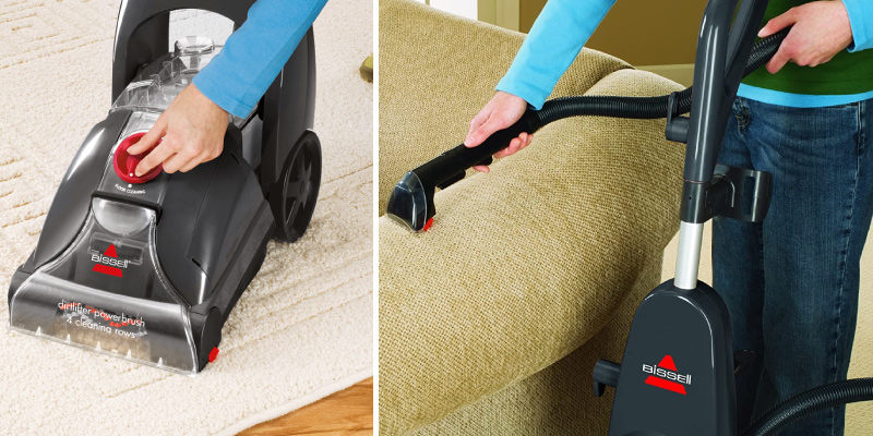 Review of Bissell 20686 Stain Pro 4 Carpet Cleaner