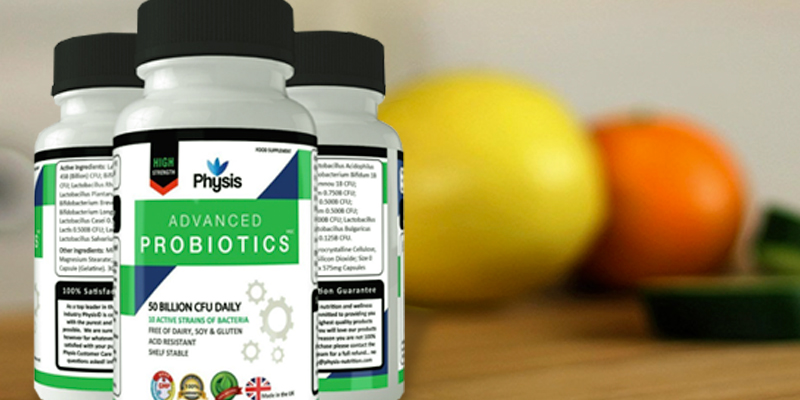 Review of Physis Advanced Daily Capsules Probiotics
