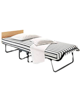 Jay-Be Venus Folding Guest Bed with Dual Airflow Mattress