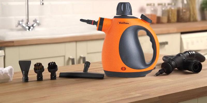 Best steam Cleaners - Vileda Steam Mop
