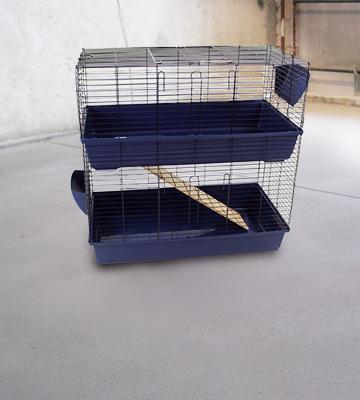 Review of Easipet Indoor Rabbit Hutch